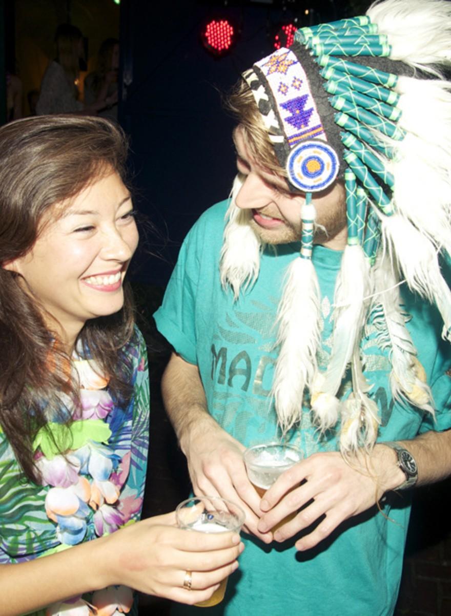Bavaria TubTubClub vierde het laatste staartje zomer