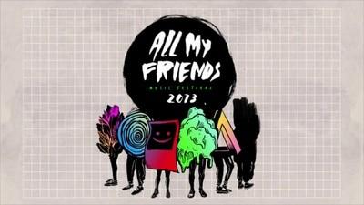 Guía All My Friends 2013 a la cocina tijuanense