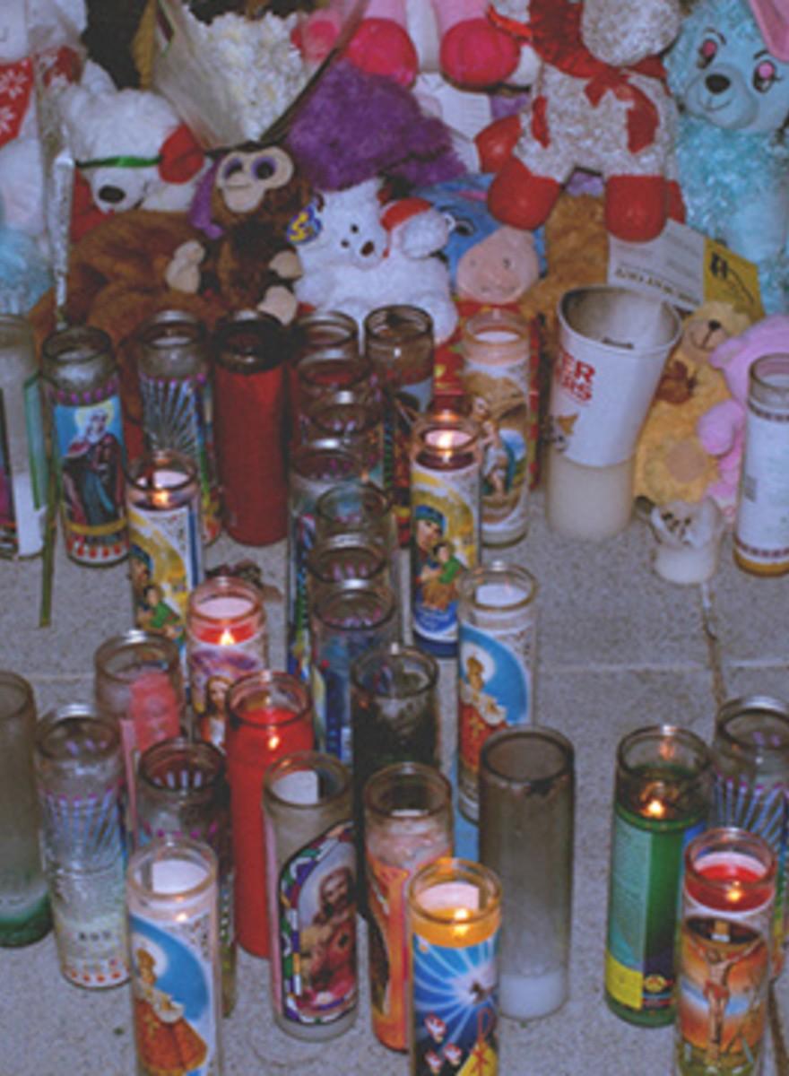 Así recuerdan a las personas asesinadas en las calles de Oakland