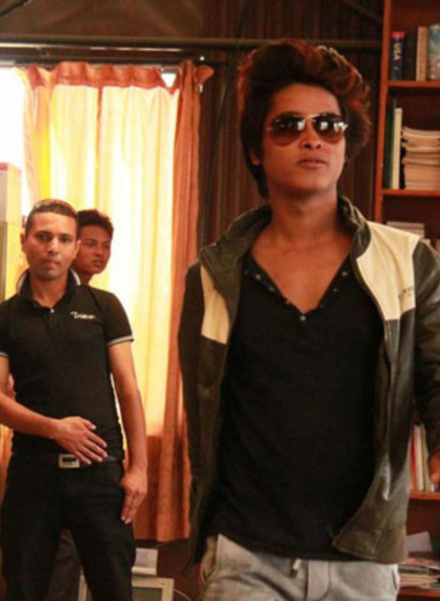 Ik ging naar de repetitie van Nepals eerste Mr. Handsome-verkiezing voor homoseksuelen