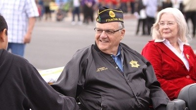 A Reminder That Sheriff Joe Is the Worst Lawman in America