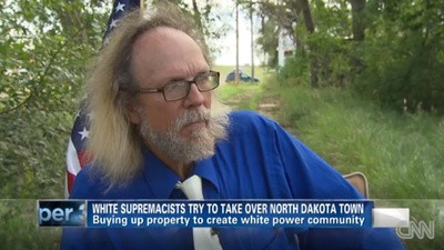 A White Supremacist Discovered He's Part Black on a Talk Show