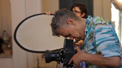 Serrano Shoots Cuba