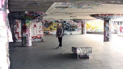 Southbank's Undercroft Is More than Just a Skate Spot