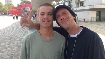 Skater-ul Geoff Rowley