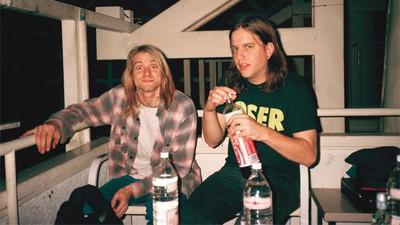 Touren met Nirvana