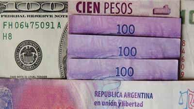 Argentines Need Dollars