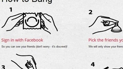 Bang your friends?