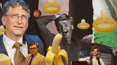 De ce prezervativele-minune ale lui Bill Gates ne-ar putea tăia cheful de sex pentru totdeauna