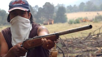 Archivo VICE: Cherán, el pueblo purépecha en rebeldía