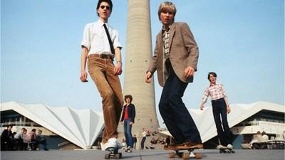 East Germany's Secret Police Used to Spy On Skateboarders