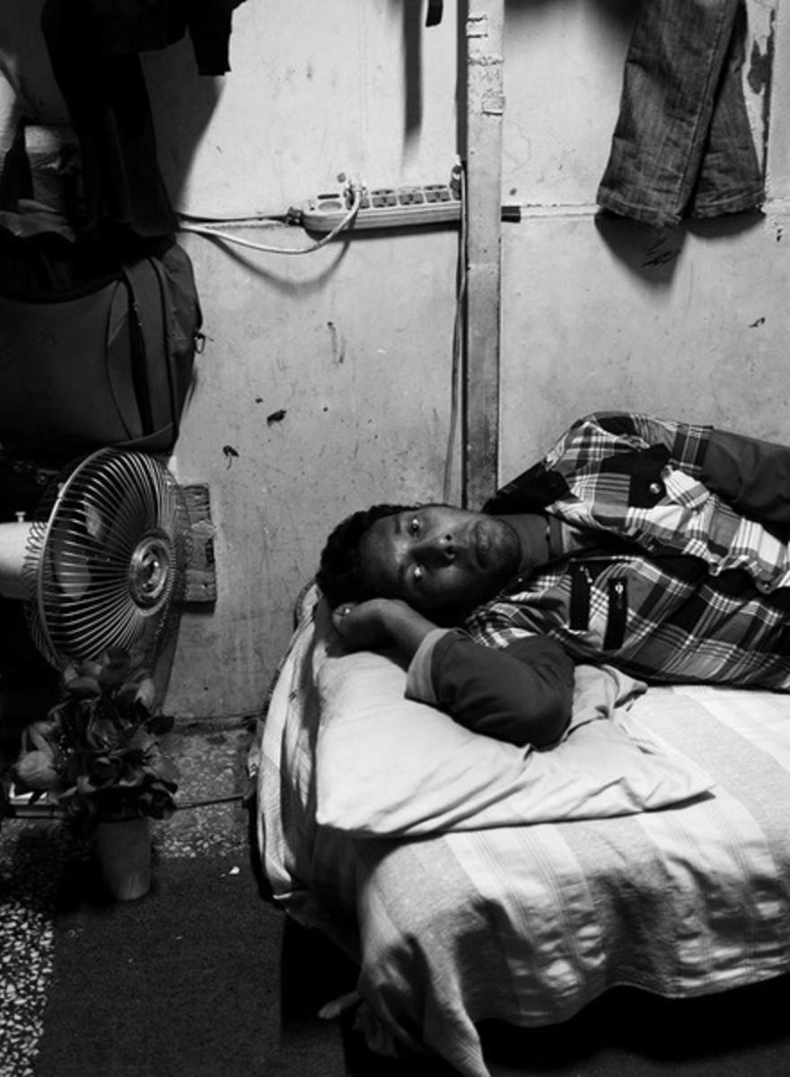 Fotografare la protesta e la povertà di Atene