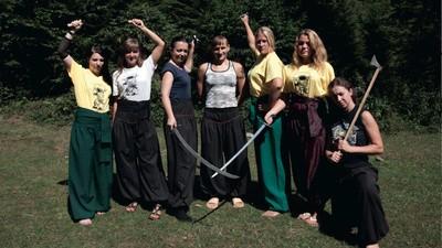 As Mulheres Guerreiras da Asgarda