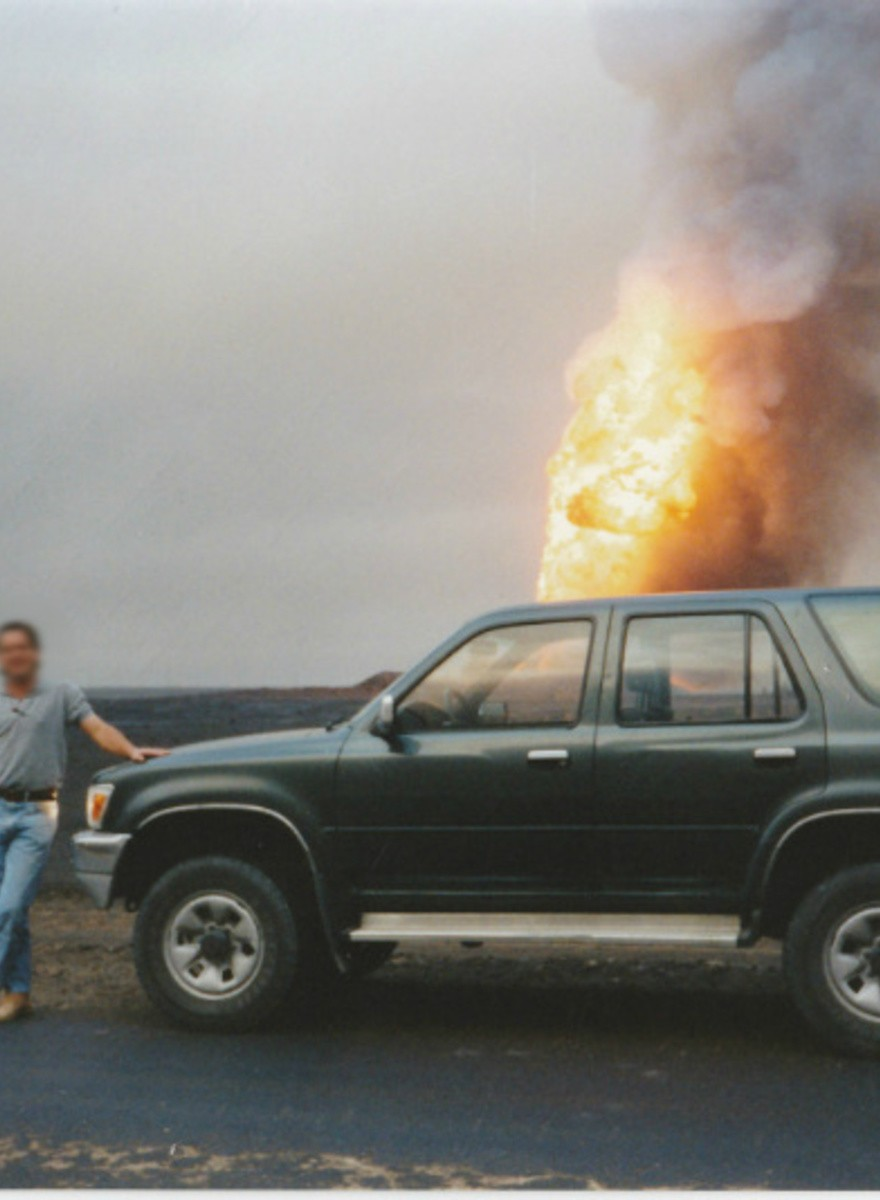 Mem'ries: Fighting Fires in a Burning Kuwaiti Oil Field