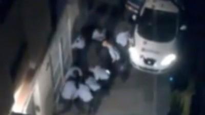 Juan Andrés Benítez y la brutalidad policial