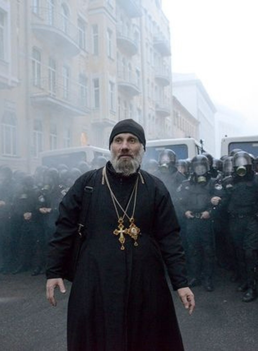 Bricht am Wochenende in Kiew die große Revolution aus?