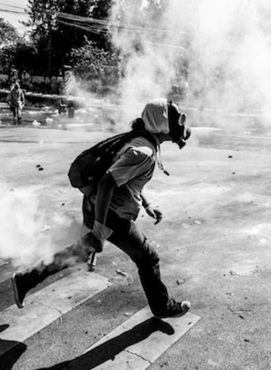 Die Proteste in Thailand fordern Tote und Verletzte