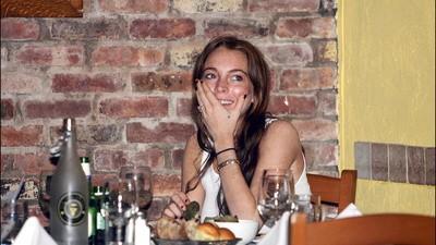 Is een huiselijk imago een goede stap voor het merk Lindsay Lohan?