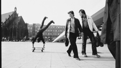 La Stasi espiaba a los skaters