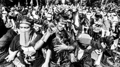 Protestos Contra o Governo na Tailândia Acabaram em Mortes no Final de Semana