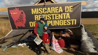 Der Kampf der rumänischen Dorfbewohner gegen den US-Energieriesen Chevron