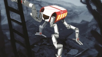 Meet the Robots Battling to Become the Future of Disaster Response