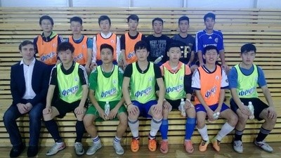 Meet the Two English Guys Who Started a Mongolian Soccer Team