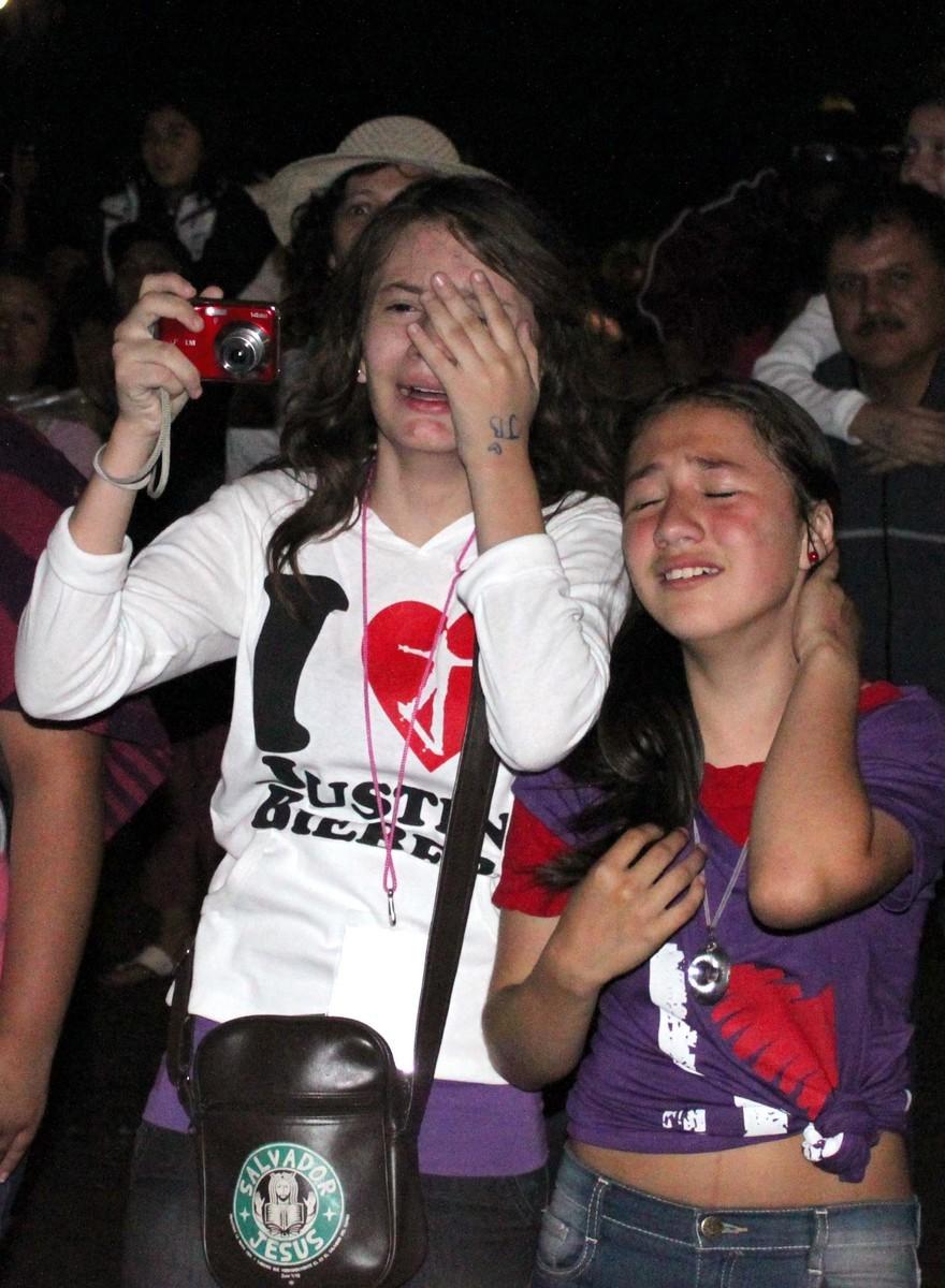 Vivimos la Bieber Fever mexicana
