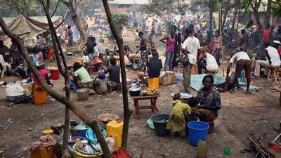 Het is crisis in de Centraal-Afrikaanse Republiek