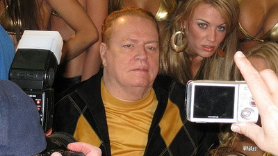 We spraken Larry Flynt over de executie van de man die hem neerschoot