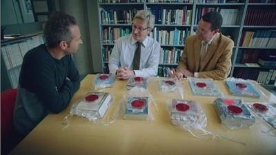 Die Bücher in der Bibliothek von Antwerpen sind mit Herpes und Koks kontaminiert