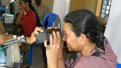 Freiheitskampf im Netz: Biometrie in Indien
