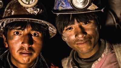 Mineros no acompañados