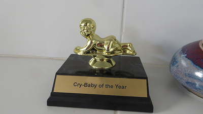 Cry-Baby of the Year 2013