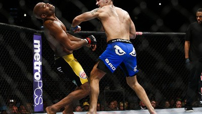 Screening Room: Chris Weidman and Anderson Silva