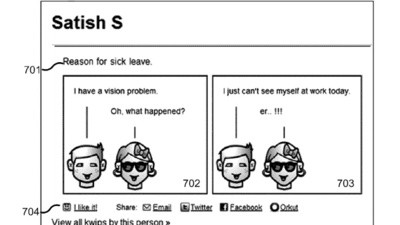 A Google Patent Wants to Help You Be Funny on Facebook