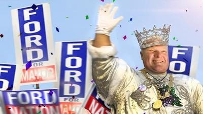 I Will Be Your Mayor Again, Toronto