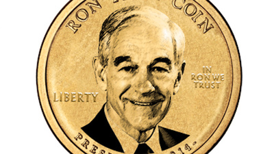 Libertarians Created RonPaulCoin, and Oregon Let Mothers Take Their Placentas Home