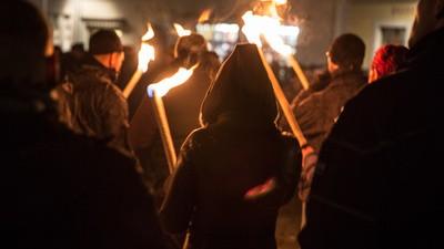 In Schneeberg gingen Nazis auf Journalistenjagd—und die Polizei tat nichts