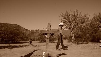 La resistencia yaqui en tierra seca