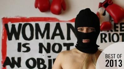 Femen - Sextremismus v Paříži