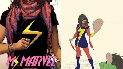 Meet the New Muslim Girl Superhero