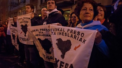 ¿Cuántas órdenes judiciales se necesitan para celebrar una manifestación en el País Vasco?