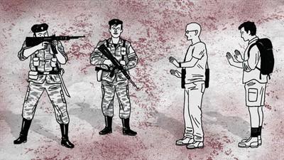 Fui secuestrado por las FARC
