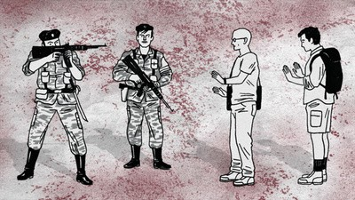 I Was Kidnapped by a Colombian Guerrilla Army