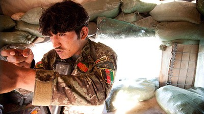 Under Fire with the Toughest Men in Afghanistan