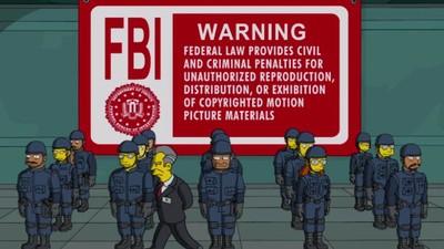 Fox deja en la bancarrota a un joven por subir Los Simpson a su web