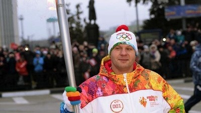 Russian MMA Hero Fedor Emelianenko and the Sochi Olympics