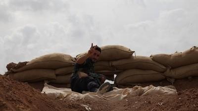 Fotos de Rojava: a Guerra Desconhecida da Síria