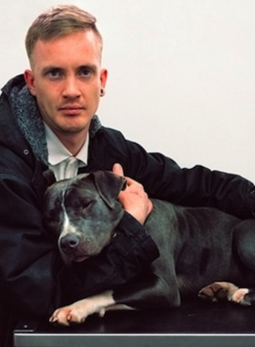 This Guy's on a Quest to Save London's Death Row Dogs